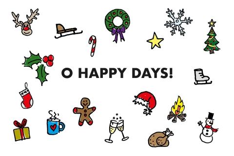 o happy days